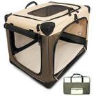 Дом-тент для собак Triol X-Large XL, размер 106x71x68см.