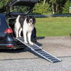 Пандус для собак Trixie Petwalk Telescope Ramp, размер 170х40см., черно-серый