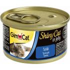 Корм для кошек GimCat ShinyCat, 85 г, Тунец