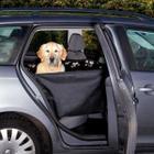 Подстилка для собак Trixie, размер 50х145см., черный/бежевый