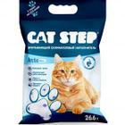 Наполнитель для кошачьего туалета Cat Step, 11.7 кг, 26.6 л, размер 0.21х0.3х0.4см.