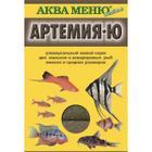 Корм для рыб Аква Меню Артемия-Ю, 30 г