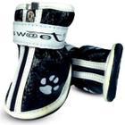Ботинки для собак Triol YXS083-0 XXS, размер 4х3х4см., черный