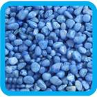 Грунт для аквариума Laguna 20621D, 2 кг, синий