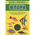 Корм для рыб Аква Меню Флора, 30 г