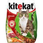 Корм для кошек Kitekat Мясной пир , 15 кг