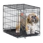 Клетка для собак Midwest iCrate, размер 1, размер 61х46х48см., черный