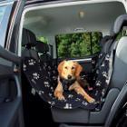 Подстилка для собак Trixie Car Seat Cover, размер 1.40х1.45см., серый / бежевый