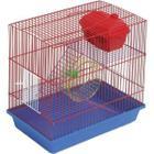 Клетка для грызунов Зоомарк, размер 36х24х38см.