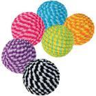 Игрушка для кошек Trixie Spiral Balls, размер 4см., цвета в ассортименте