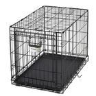 Клетка для собак Midwest Ovation, размер 1, размер 79х49х55см., черный