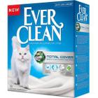 Наполнитель для кошачьего туалета Ever Clean Total Cover, 10 кг
