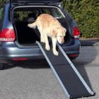 Пандус для собак Trixie Petwalk Folding Ramp, размер 38×155см., черный