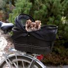 Сумка-переноска для собак Trixie Bicycle Bag, размер 29х42х48см., черный