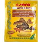 Корм для лорикариевых сомов Sera Wels Chips, 15 г
