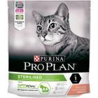 Корм для кошек Pro Plan Sterilised, 400 г, лосось