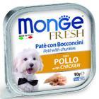 Корм для собак Monge Dog Fresh, 100 г, курица